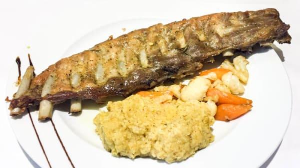 Suggerimento dello chef - Centrale, Flavon