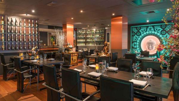 Het restaurant - Madame Cheung, Hoorn