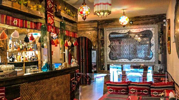 Jafra Restaurante & Shisha Lounge, Lisbon