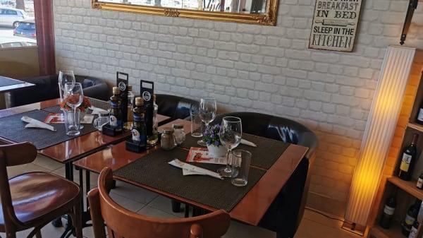 Vista do interior - Viva bar & Cozinha, Lagos