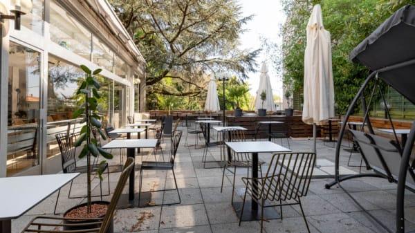 Terrasse - Café Bel-Ami, Nyon