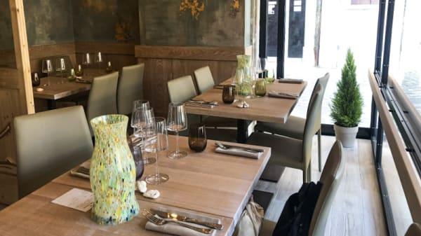 Sala - Riva Restaurant, Venice