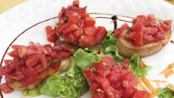 Suggerimento dello chef - Ristorante Due Fratelli, Venezia