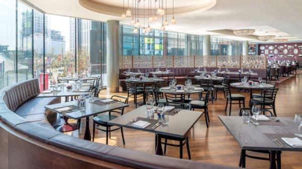 The Association Restaurant @ Hilton London Wembley, London