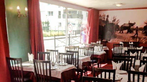 Salle Restaurant - Diwan, Saint-Denis