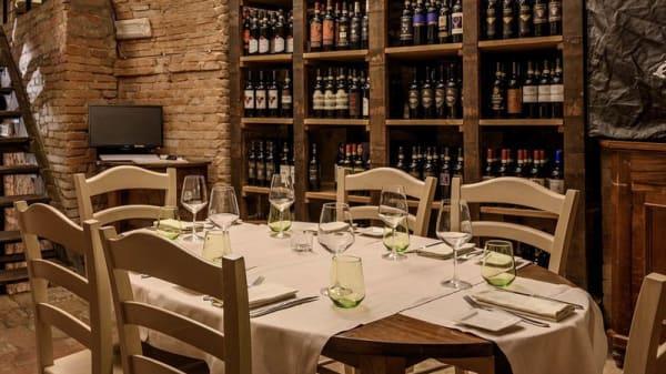Vista sala - La Bottega del Nobile, Montepulciano