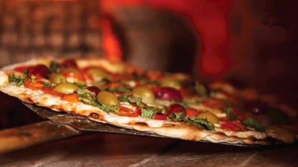 Sugestão prato - Troina Pizza Gourmet, São José dos Campos