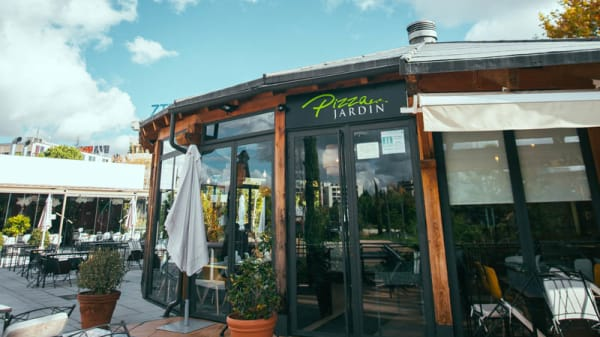 Pizza Jardín Moraleja In Alcobendas Restaurant Reviews Menu And Prices Thefork