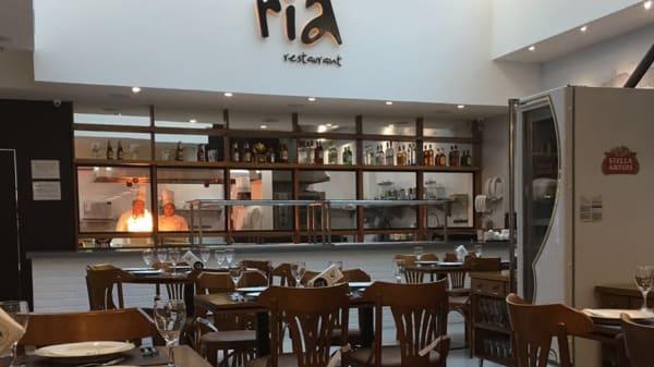 ria - Ria Restaurant, Rio de Janeiro