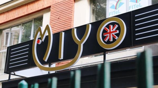 Miyo Sushi, Torino