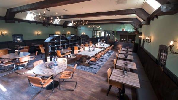 Het restaurant - Veluwse Huyskamer, Hulshorst
