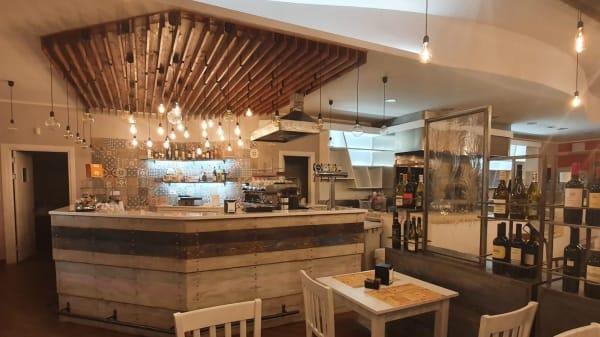 Ristorante Pizzeria Braceria Q20, Roma
