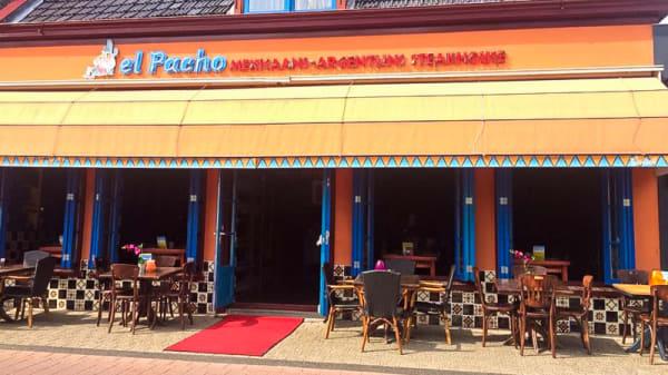 Ingang - El Pacho, Heerenveen