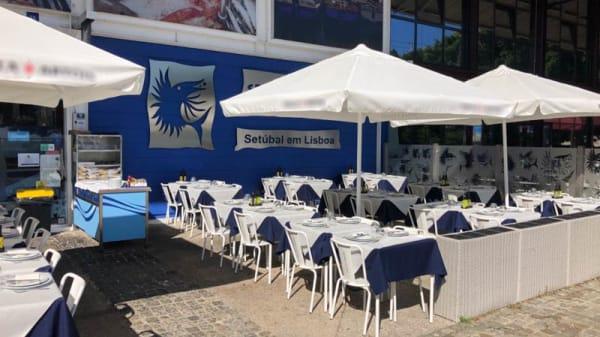 Esplanada - Senhor Peixe - Restaurante Marisqueira, Lisboa