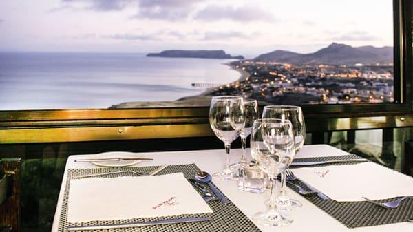 Ambiente com vista - Panorama Restaurante, Porto Santo