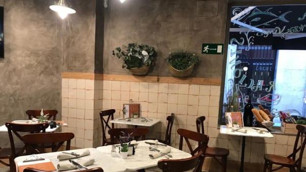 interior - Conchas casa de comidas, Madrid