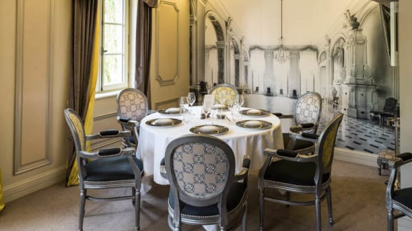 Salle de restaurant - Le 1741, Strasbourg