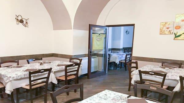 Vista sala - L'Angolo della Pizza, Bari