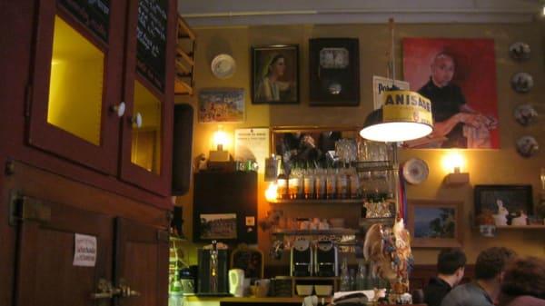 Restaurant - Les P'tits Pères, Lyon