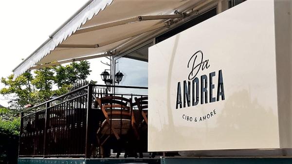 Esterno - Da Andrea Cibo e Amore, Aversa