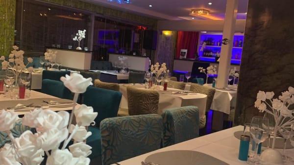 V Lounge Restaurant, London
