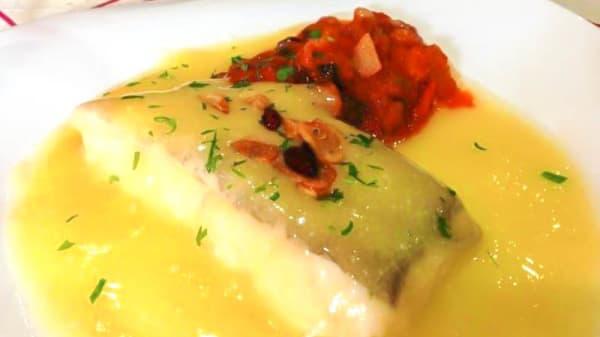 Sugerencia del chef - La Cocina Salguero & La Taberna de Curro Castilla, Málaga