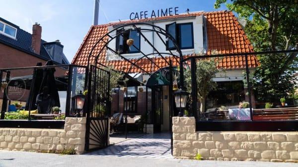 Café Aimée, Den Haag