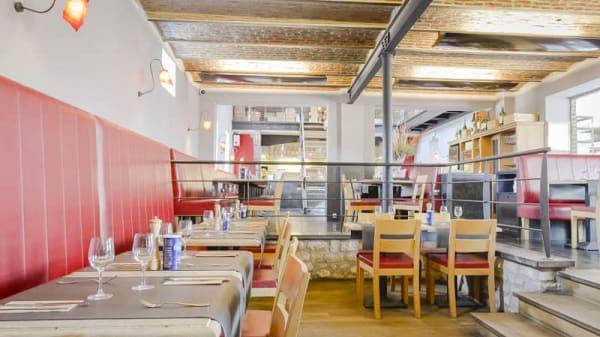 Vue salle - Brasserie de l'Alliance, Brainel'Alleud Brainel'Alleud