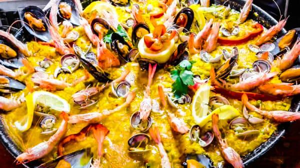 sugerencia del chef - Casa Galán, Sevilla