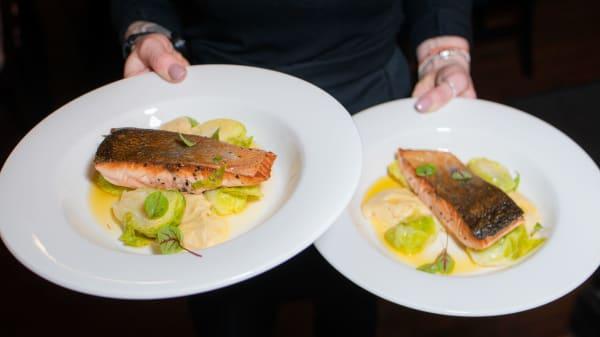 PJ's Grilled Salmon - P.J.O'Brien's Irish Pub Sydney, Sydney (NSW)