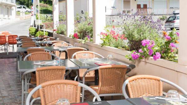Terrasse - Le Relais, Montreux