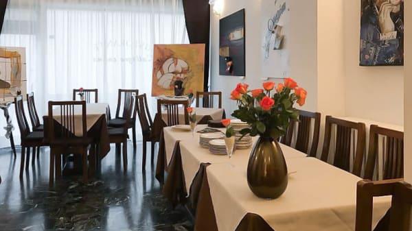 Interno - L'Allegra Cucina, Novara
