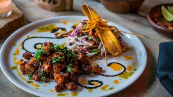 Especialidad del chef - Carbono Grill (Cancun), Cancún