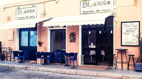 Esterno con terrazza - Bluerose, La Maddalena