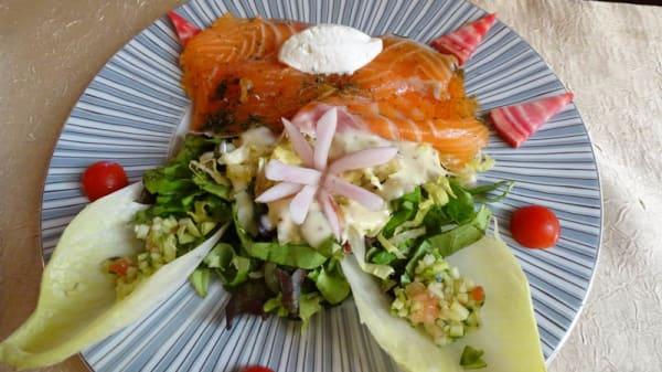 Suggestion du Chef - La Table de Marinette, Figeac