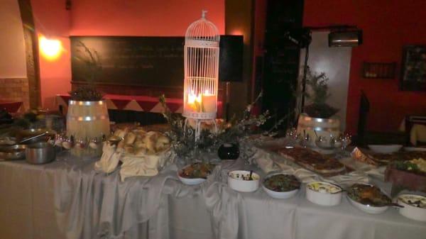 Sala del ristorante - Baglio dei Mille, Marsala