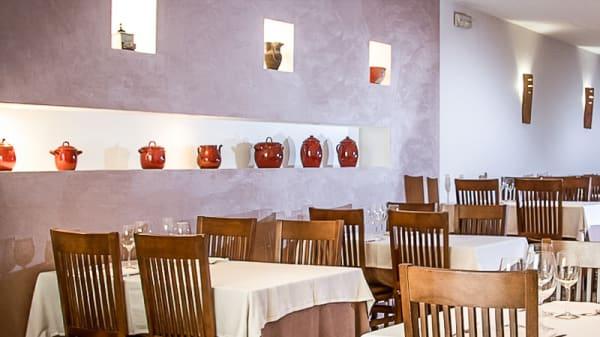 Sala - Terracotta, Argentona