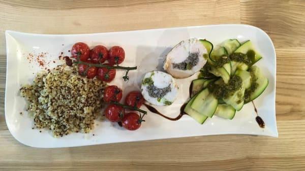 Suggestion de plato - Au 220, Alès