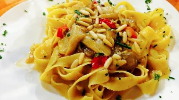 Suggerimento dello chef - Keria, Ucria