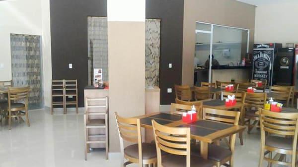 Vista da sala - Bar Carlão, São Paulo