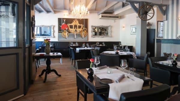 Restaurant - Heren Spyker, Hilversum