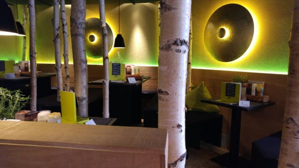 HANS IM GLÜCK Burgergrill & Bar - München REGERPLATZ, München