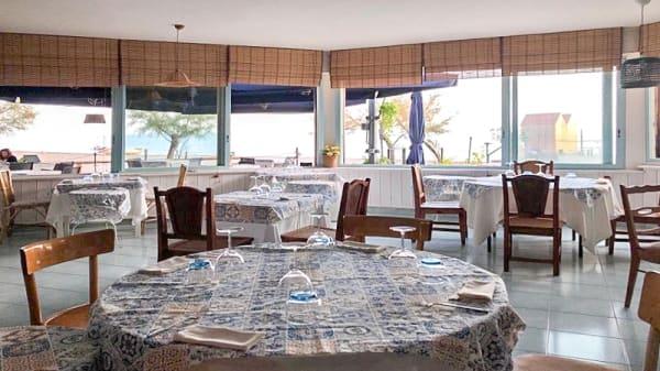 Sala - Acqua Marina - ristorante sul mare, Vietri sul Mare