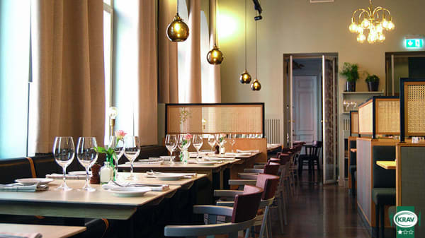 Part of the dining room - Nalen Restaurang, Stockholm