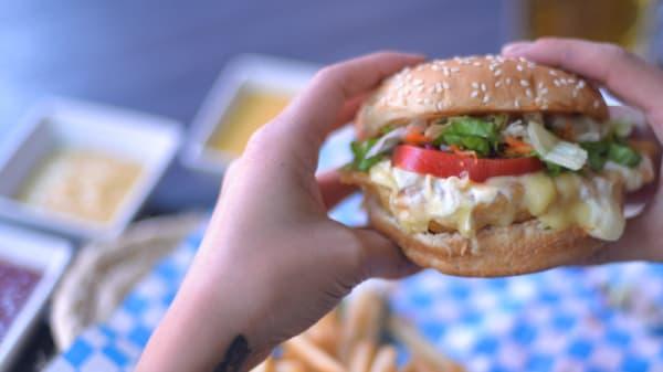 Sugerencia de plato - Burger La Roma, Mexico City