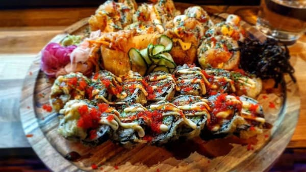 Föreslagen rätt - MT Sushi, Stockholm