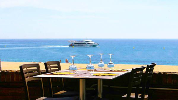 La terrazza en la playa - Pinocchio Ristorante Pizzeria, Lloret De Mar