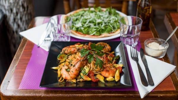 Suggestion de plat - Pizza e  Fichi, Paris