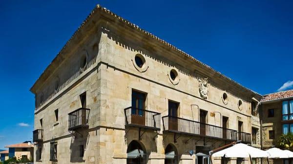 Vista fachada - Restaurante Parador de Argomaniz, Argomaniz