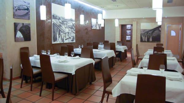 Vista sala - Els Ponts, Alcoi/Alcoy